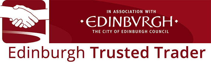 Edinburgh Trusted Trader logo